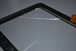 Dotykové sklo